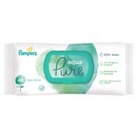 PAMPERS Aqua Pure Dětské čistící ubrousky 48 ks