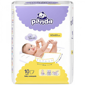 PANDA Přebalovací podložky 10 ks