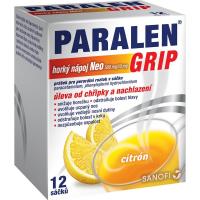 PARALEN GRIP Horký nápoj Neo 12 sáčků