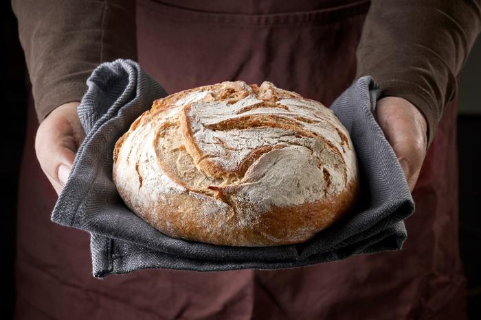 Pečeme domácí chleba