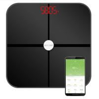 PERFECT HEALTH VO4011 Osobní váha diagnostická 180 kg, černá, Druh zboží: Elektrické přístroje, Barva: Černá