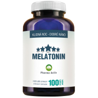 PHARMA ACTIV Melatonin 1 mg 100 tablet