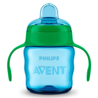 PHILIPS AVENT Hrnek pro 1.doušky Classic chlapec 200 ml