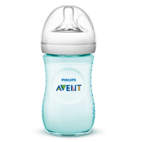 PHILIPS AVENT Lahev Natural 260 ml, Zelená