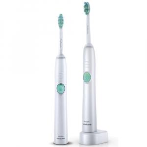 PHILIPS SONICARE EasyClean HX6511/35 Sonický elektrický zubní kartáček 1+1