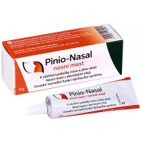 PINIO Nasal nosní mast 10 g