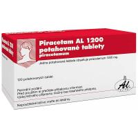 PIRACETAM AL 1200 mg 120 tablet