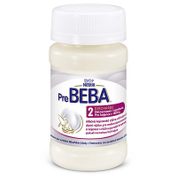 PreBEBA 2 Tekuté kojenecké mléko 32x 90 ml