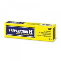 PREPARATION H 1x25 g Mast