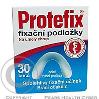 Protefix fixační podložka dolní zuby 30ks