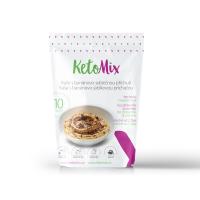 KETOMIX Proteinová kaše s banánovo-jablečnou příchutí 10 porcí
