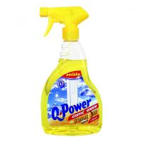 Q POWER Čistič oken Citron 500 ml