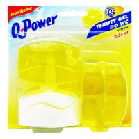 Q POWER Tekutý závěs Citron 3 x 55 ml