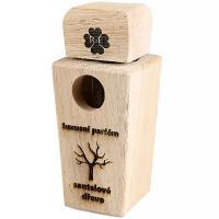 RAE Luxusní parfém santalové dřevo dřevěný obal 30 ml