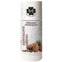 RAE Přírodní deodorant roll-on Santalové dřevo 25 ml