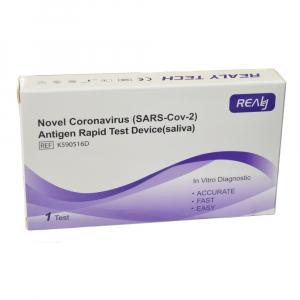 REALY TECH Novel Antigen Rychlotest na koronavirus 1 kus
