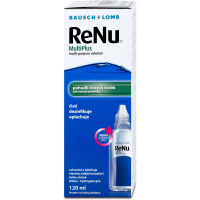 ReNu MultiPlus Multi Purpose 120ml