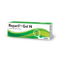 REPARIL N Gel 10 mg/g 50 mg/g 100 g