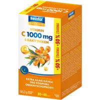 REVITAL Premium Vitamin C s rakytníkem 120 tablet = DÁREK ZDARMA