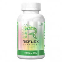 REFLEX NUTRITION Krill Oil 90 kapslí