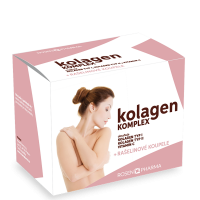 ROSEN Kolagen Komplex 120 tablet + RAŠELINOVÉ koupele