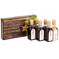 ROSENPHARMA RosenSPA 5 + 1 rašelinové koupele + olej