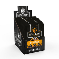 ROYAL JERKY BEEF BARBECUE sušené maso 12 x 22 g