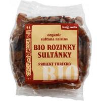 BIO Rozinky sultánky nesířené 150 g