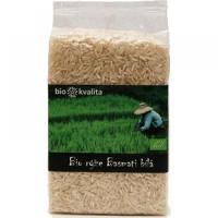 BIO NEBIO Rýže Basmati bílá 500 g -BIO