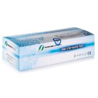 SAFECARE COVID-19 Antigen - Sada rapid testů 25 kusů