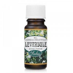 SALOOS esenciální olej Levandule 10 ml