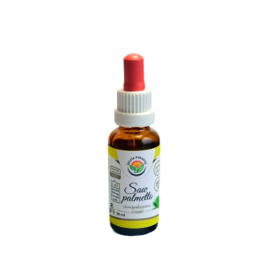SALVIA PARADISE Saw palmetto standardizovaný extrakt 30 ml