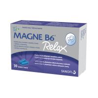 SANOFI Magne B6 Relax 30 kapslí