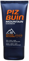 PIZ BUIN Mountain Sun Cream SPF15  50 ml