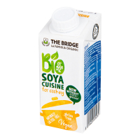 THE BRIDGE Sójová alternativa smetany na vaření 200 ml BIO