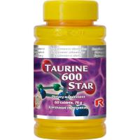 STARLIFE Taurine 600 Star 60 tbl