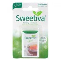 STEVIA Sweetiva 200 tablet