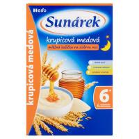 SUNÁREK Kaše krupicová mléčná na dobrou noc medová 225 g