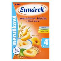 SUNÁREK Kašička rýžovo mléčná Meruňková 225 g