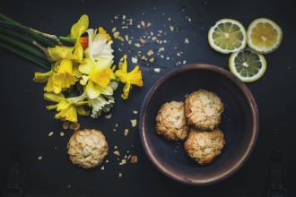 Sušenky bez palmového oleje