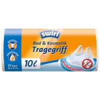 SWIRL Antibakteriální sáčky na odpad 10 litrů 37 ks