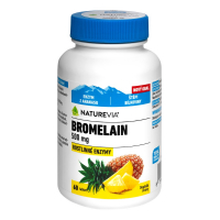 SWISS NATUREVIA Bromelain 500 mg 60 tablet