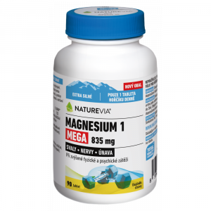 SWISS NATUREVIA Magnesium 1 Mega 835 mg 90 tablet