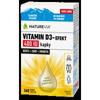 SWISS NATUREVIA Vitamin D3-Efekt 400 IU 10,8 ml