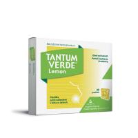 TANTUM VERDE Lemon pastilky 40x 3 mg