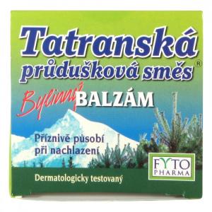 FYTOPHARMA Tatranská průdušková směs balzám 40 g