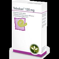 TEBOKAN 120 mg 30 potahovaných tablet