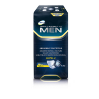TENA Men Absorbent Protector Level 2 inkontinenční vložky 20 ks