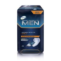 TENA Men level 3 inkontinenční vložky 5 kapek 16 kusů