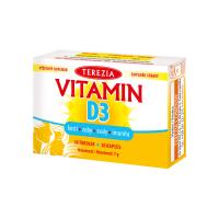 TEREZIA Vitamin D3 1000 IU 30 tobolek